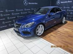 2016 Mercedes-Benz E-Class CGI Cabriolet Western Cape