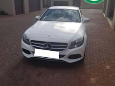 2016 Mercedes-Benz C-Class C180 Be Avantgarde A/t  Western Cape