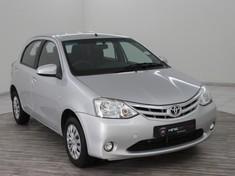 2016 Toyota Etios 1.5 Xs 5dr  Gauteng Boksburg_0