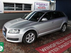 2009 Audi A3 Sportback 1.9tdi Attraction  Western Cape