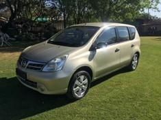 2012 Nissan Livina 1.6 Visia  Gauteng
