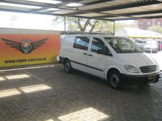 Mercedes Benz Vito Bus For Sale Used Cars Co Za