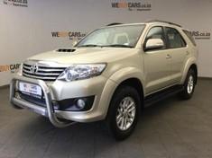 2013 Toyota Fortuner 2.5d-4d Rb  Gauteng