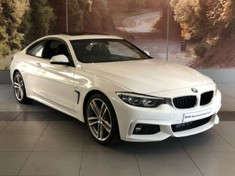 2018 BMW 4 Series 420D Coupe M Sport Gauteng
