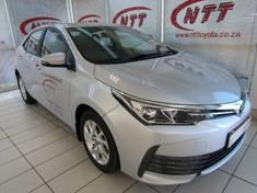 2018 Toyota Corolla 1.6 Prestige Mpumalanga