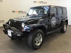 2010 Jeep Wrangler 3.8 Unltd Sahara At Gauteng Centurion ...