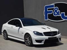 Good 2014 Mercedes Benz C Class C63 AMG COUPE EDITION 507 Gauteng Vereeniging