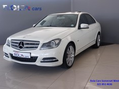 2012 Mercedes Benz C Class C350 Be Elegance At Western Cape Somerset West