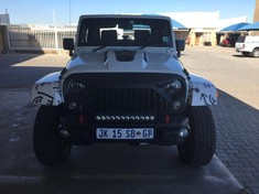 2020 Jeep Wrangler Sahara 3.6l V6 At 2dr  Gauteng Johannesburg_1