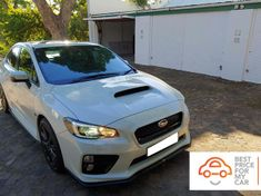 2014 Subaru WRX 2.0 Premium Western Cape Goodwood_2