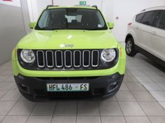 2018 Jeep Renegade 1.6 E-TORQ Longitude Free State Bloemfontein_1