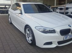 2013 BMW 5 Series 520D Auto M Sport Kwazulu Natal Pietermaritzburg_1