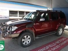 2006 Nissan Pathfinder 4.0 V6 Le A/t (l32)  Western Cape