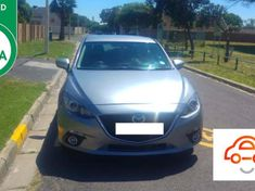 2016 Mazda 3 1.6 Dynamic 5-Door Western Cape