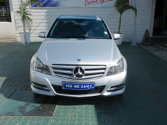 2013 Mercedes-Benz C-Class C200 Be Classic At  Western Cape Cape Town_0