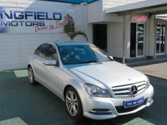 2013 Mercedes-Benz C-Class C200 Be Classic At  Western Cape Cape Town_1