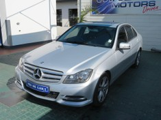 2013 Mercedes-Benz C-Class C200 Be Classic At  Western Cape Cape Town_2