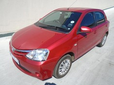 2018 Toyota Etios 1.5 Xi 5dr  Gauteng