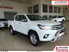 2017 Toyota Hilux 2.8 GD-6 Raider 4x4 Double Cab Bakkie Mpumalanga Secunda_0