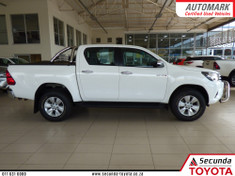 2017 Toyota Hilux 2.8 GD-6 Raider 4x4 Double Cab Bakkie Mpumalanga Secunda_2