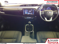 2017 Toyota Hilux 2.8 GD-6 Raider 4x4 Double Cab Bakkie Mpumalanga Secunda_3