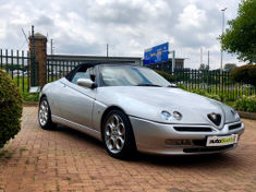 2003 Alfa Romeo Spider 3.0 V6  Gauteng