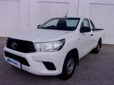 2017 Toyota Hilux 2.4 GD A/C Single Cab Bakkie Eastern Cape