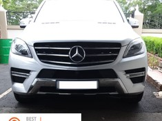 2015 Mercedes-Benz M-Class Ml 250 Bluetec  Western Cape Goodwood_0