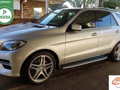 2015 Mercedes-Benz M-Class Ml 250 Bluetec  Western Cape Goodwood_2
