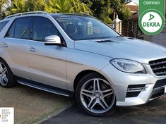 2015 Mercedes-Benz M-Class Ml 250 Bluetec  Western Cape Goodwood_3