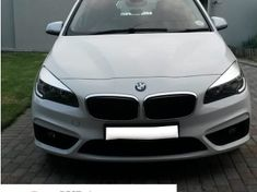 2015 BMW 2 Series 220i Active Tourer Auto Western Cape