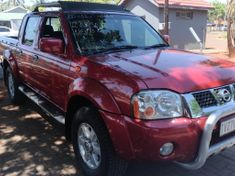 Used Nissan Hardbody 2400i Se J24 P U D C For Sale In Gauteng