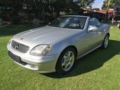 2003 Mercedes-Benz SLK-Class Slk 200 Kompressor At  Gauteng Vanderbijlpark_0