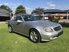 2003 Mercedes-Benz SLK-Class Slk 200 Kompressor At  Gauteng Vanderbijlpark_2