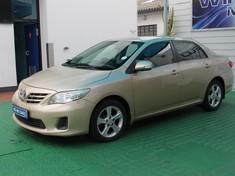 2011 Toyota Corolla 1.6 Advanced A/t  Western Cape