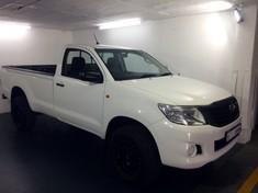 2015 Toyota Hilux 2.5 D-4d Srx 4x4 Pu Sc  Limpopo Tzaneen_1