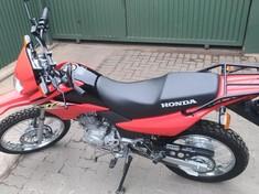 2014 Honda Xr  125l Gauteng Pretoria_1