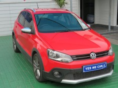 2012 Volkswagen Polo 1.6 Tdi Cross  Western Cape Cape Town_2
