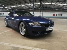 2007 BMW Z4 M Coupe Manual Collectors Item Gauteng Karenpark_0