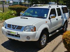 2015 Nissan NP300 Hardbody 2.5 TDi HI-RIDER Double Cab Bakkie Gauteng