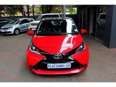 2016 Toyota Aygo 1.0 X- PLAY 5-Door Gauteng Pretoria_2