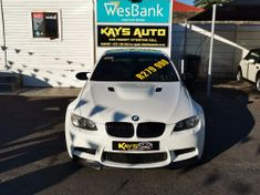 2008 BMW M3 M Dynamic M-dct  Western Cape Athlone_1