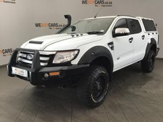 2015 Ford Ranger 3.2tdci Xlt 4x4 P/u D/c  Gauteng