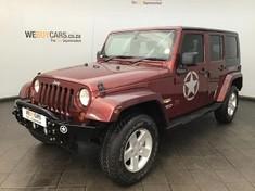 2010 Jeep Wrangler 2.8 Crd Unltd Sahar A/t  Gauteng