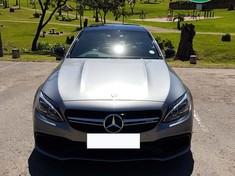 2015 Mercedes-Benz C-Class C63 AMG S Western Cape