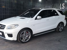 Mercedes Benz M Class Ml 63 Amg For Sale Used Cars Co Za