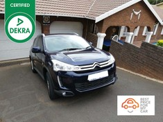 2015 Citroen C4 Aircross 2.0 Seduction  Western Cape