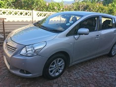 Toyota Verso For Sale Used Cars Co Za
