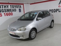 2016 Toyota Etios Etios hatch manual Kwazulu Natal