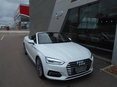 2019 Audi A5 2.0T FSi Cabriolet Sport Stronic North West Province